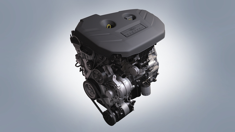 Ford Escape motor